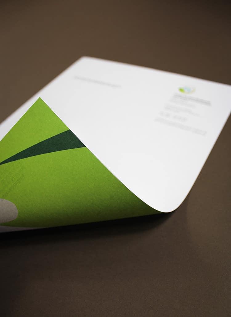 Corporate Design für Heidi Volbers aus Lingen, Geniacs Werbeagentur - Webdesign aus Münster