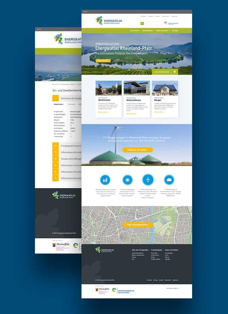 Energieatlas Rheinland-Pfalz