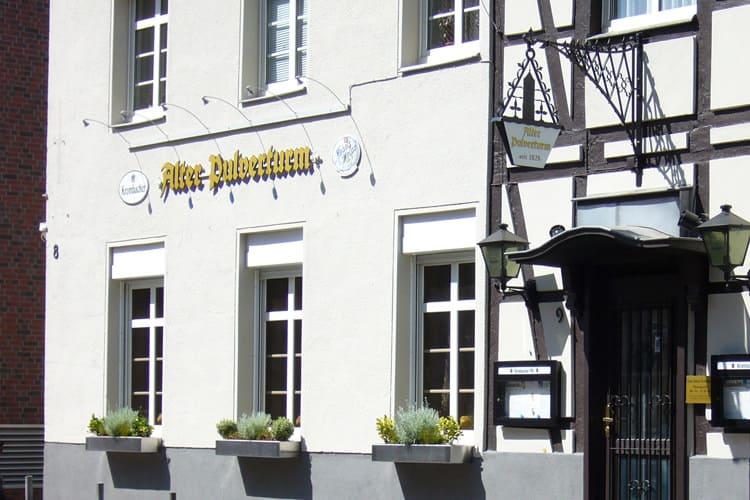 Der Alte Pulverturm in Münster