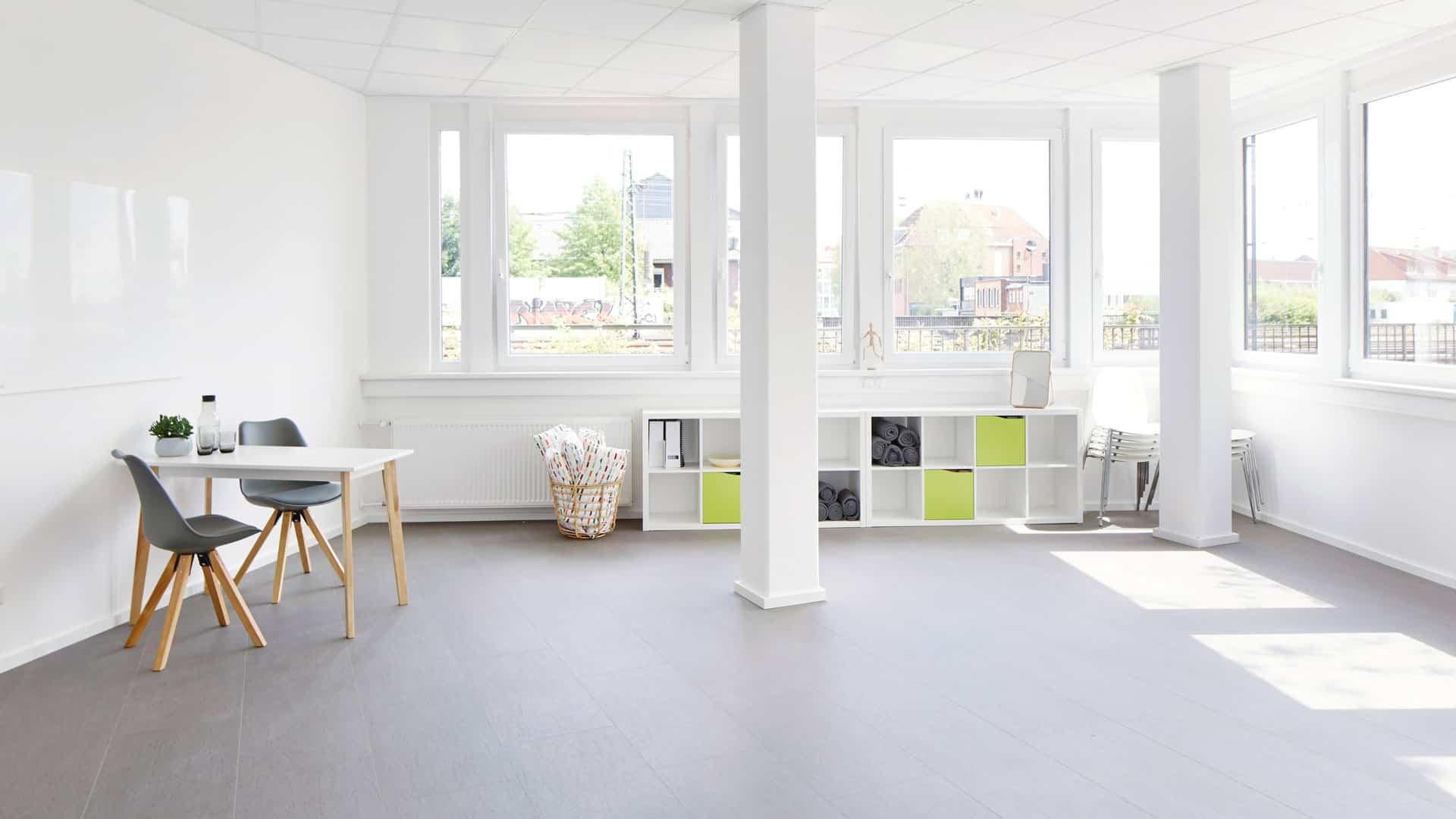 Webdesign für eine Logopädiepraxis aus Münster - Coverbild
